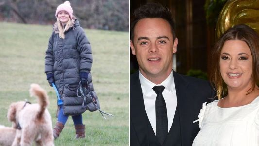 Ant McPartlin 'wants to move on and be happy' with girlfriend Anne-Marie after giving ex £31m in divorce settlement