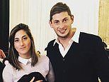 Emiliano Sala's haunting last WhatsApp message is revealed as his distraught parents cling to hope