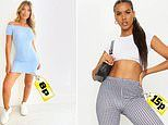 PrettyLittleThing accused of fuelling throwaway culture with 8p dresses and 99% Black Friday deals