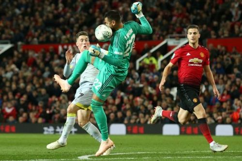 Manchester United 2-2 Derby : Phil Jones awful and Sergio Romero just as bad - how they rated