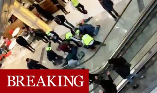 Westfield police incident: Horror as 'person falls from top floor' - Stratford centre shut