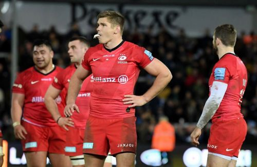 Premiership Rugby confirm Saracens to be relegated at the end of the season