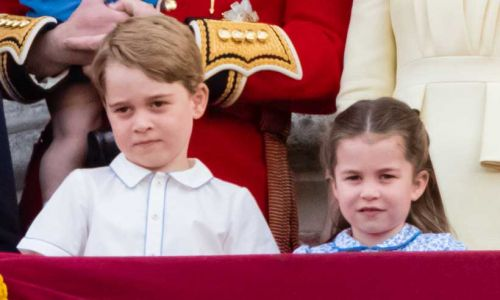 Prince George and Princess Charlotte return to school after fun-filled February half-term