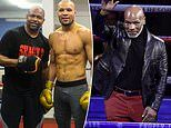 Chris Eubank Jr reveals he is sparring 'idol' Roy Jones Jr every day ahead of Mike Tyson fight