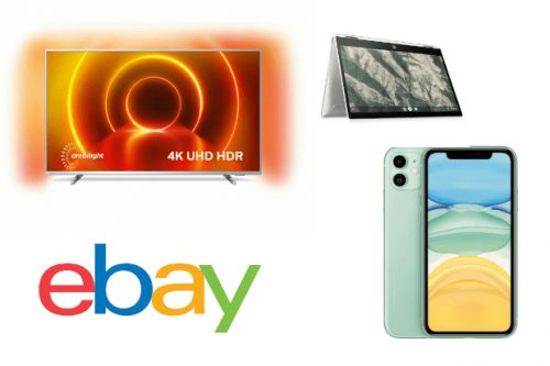 Get big brands for less with the new Certified Refurbished hub on eBay