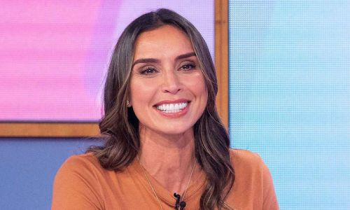 Christine Lampard's classic M&S trousers need to be on your wish list