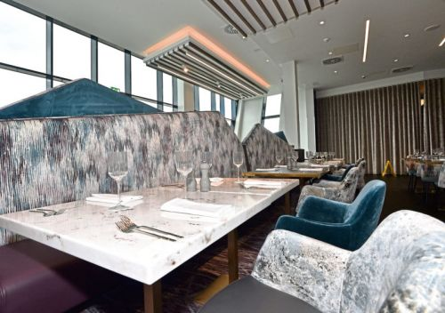 RESTAURANT REVIEW: A rare and tasty dining experience awaits at Hilton Aberdeen TECA