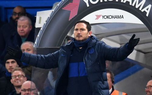 Frank Lampard rues Chelsea's wastefulness in front of goal in Arsenal draw: 'When those chances come, we have to take them'