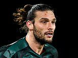 Steve Bruce believes Andy Carroll would have been a 'world class' CENTRE-BACK