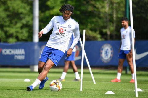 Chelsea reject £20m transfer bid from Crystal Palace for highly-rated defender Reece James
