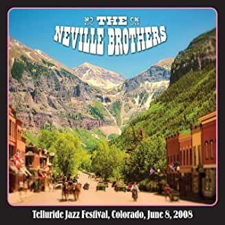 The Neville Brothers - Great American Radio Vol 3 - Telluride Jazz Festival