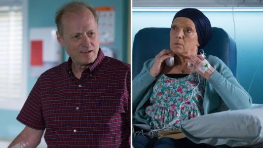 EastEnders spoilers: Jean Slater lashes out as Adrian Edmondson makes his first appearance