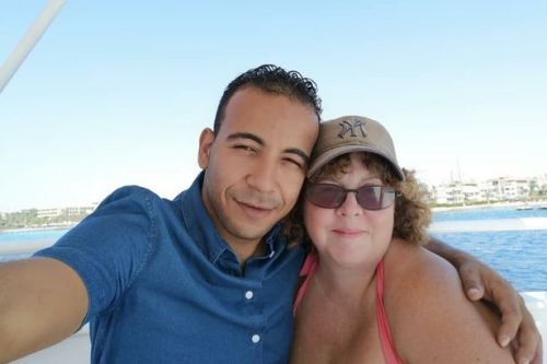 Woman gutted after holiday toyboy pockets her money, calls her 'old' and leaves