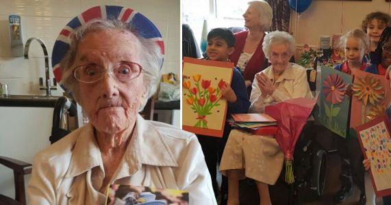Britain's oldest person dies aged 111