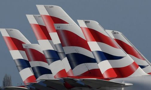 Coronavirus: British Airways nears deal to suspend 36,000 staff - report