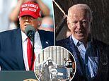 Trump says 'horrifying' terror attacks 'will come to US cities and towns' if Biden is elected