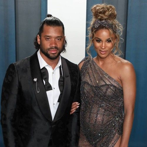 Ciara helps husband get over football play-offs defeat