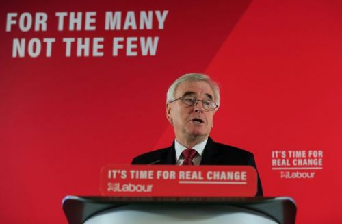 John McDonnell Confirms He Will Quit Frontline Politics After Labour General Election Defeat