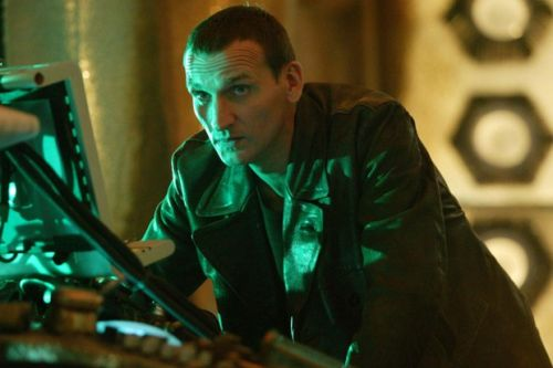 See Doctor Who trailer teasing Christopher Eccleston's return as The Ninth Doctor