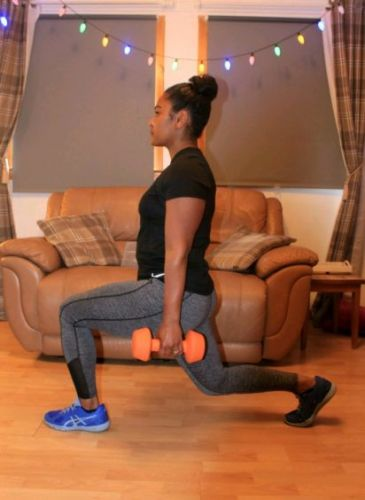 The Moray Motivator, bringing fitness to the north-east's living room