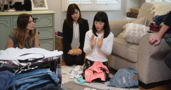 Psychologist reveals why Marie Kondo tidying 'can make you feel worse'