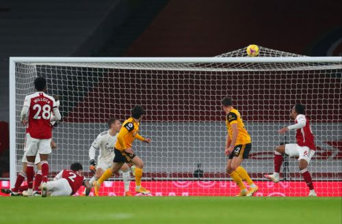 Arsenal 1 Wolves 2: Gunners lose yet again as Daniel Podence heaps more misery on Mikel Arteta