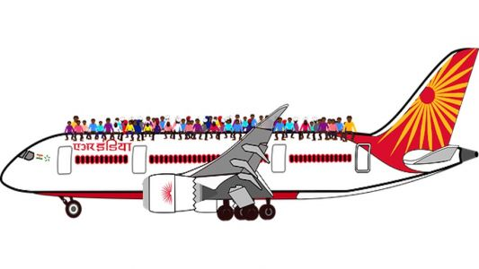 The Maharajah to the rescue: Air India operates special flights