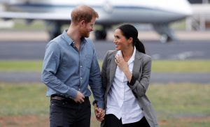Palace aides reportedly think Meghan Markle and Prince Harry just violated their agreement