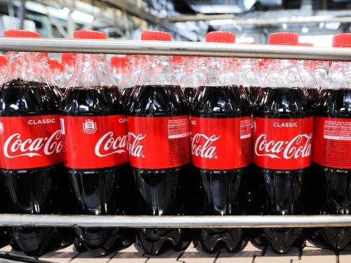 Coca-Cola says it won't ban plastic bottles because its customers still want to use them