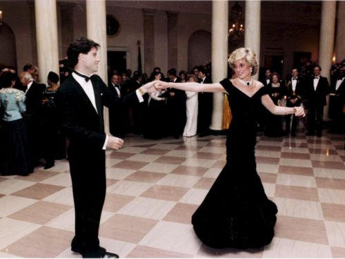 One of Princess Diana's most famous dresses sells for £264,000