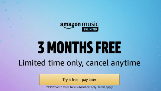 Get 3 months of Amazon Music Unlimited absolutely free. Quick!