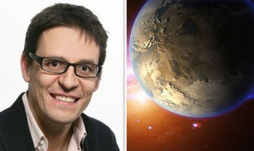Prolific PLANET HUNTER reveals plan to track down life in universe