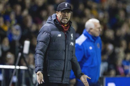 Jurgen Klopp says he WON'T manage Liverpool in FA Cup replay