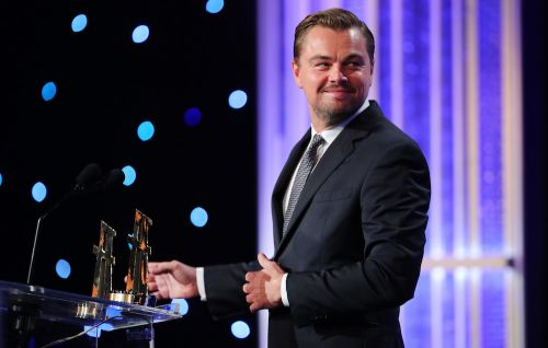 Leonardo DiCaprio 'helps save man who fell off cruise ship and treaded water for 11 hours'