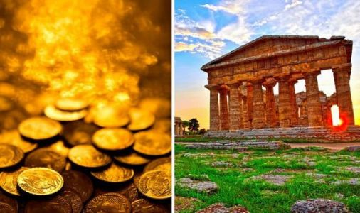 Ancient coins stolen from archaeology site returned to Italian museum