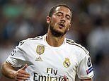 Pay cuts 'inevitable' for Real Madrid's stars including £400,000-a-week Eden Hazard and Gareth Bale