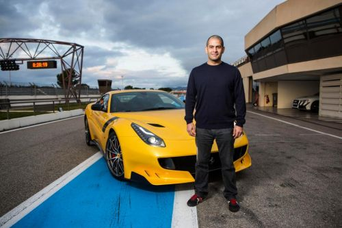 Who is Top Gear star Chris Harris and what other shows has he worked on?