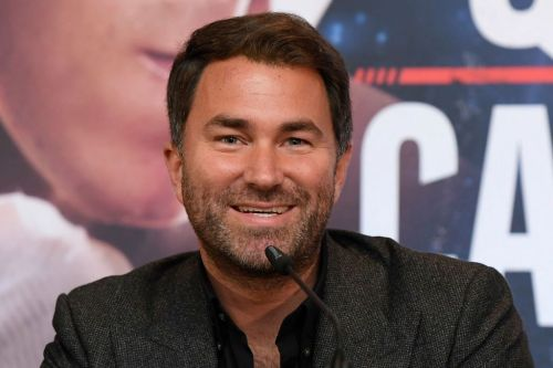 Eddie Hearn reveals who he wants to win Tyson Fury and Deontay Wilder rematch
