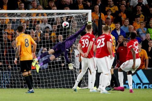 Wolves 1-1 Man Utd: Paul Pogba misses penalty as United held to draw - 5 talking points