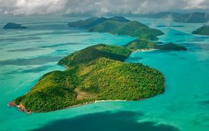 Wild about sailing in the wonderful Whitsunday Islands