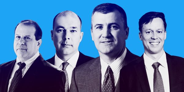We interviewed Wall Street's 7 top-performing investors to get their secrets for success - and their best ideas for 2020