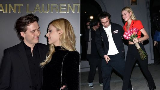 How old is Brooklyn Beckham and how long has he been dating rumoured fiancée Nicola Peltz?