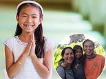 PICTURED: Terminally-ill girl, 11, who was shot dead by her father in murder-suicide