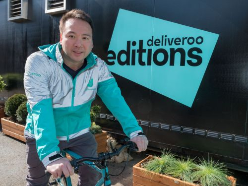 $7 billion, Amazon-backed Deliveroo announces its IPO and narrowing losses of $309 million for 2020