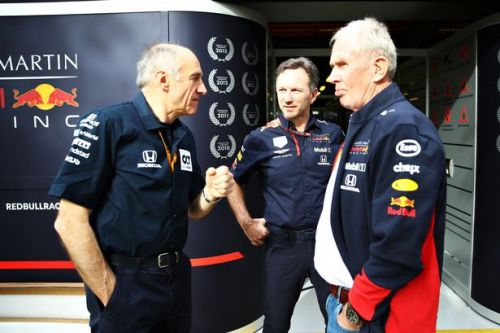 Red Bull chief wanted F1 drivers to catch coronavirus at organised training camp