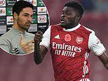 Arsenal boss Mikel Arteta unsure if Thomas Partey will be fit for North London derby at Tottenham