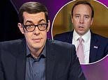 Pointless host Richard Osman claims viewing figures are determined by coronavirus briefing