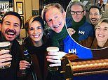 Line Of Duty's Vicky McClure, Martin Compston and Adrian Dunbar reunite
