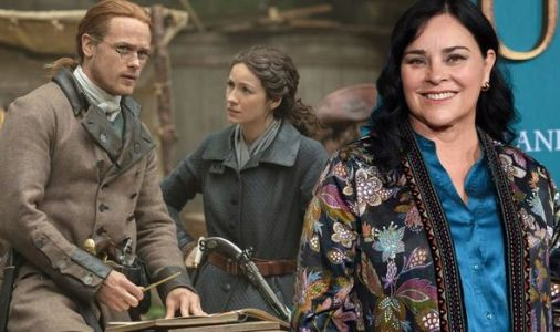 Outlander creator Diana Gabaldon details what she really thought of Sam Heughan audition