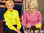 Mary Berry says shop-bought hot cross buns are better quality than her own